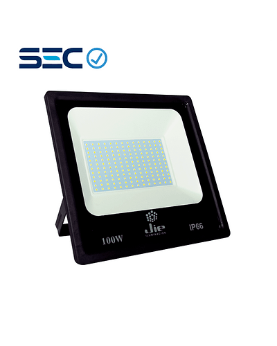 PROYECTOR LED ULTRA THIN 100W IP66 NEGRO