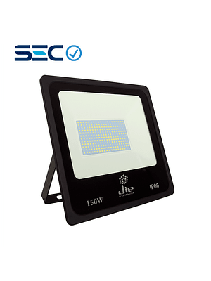 PROYECTOR LED ULTRA THIN 150W IP66 NEGRO