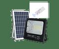 PROYECTOR LED SOLAR 100W 6500K IP67