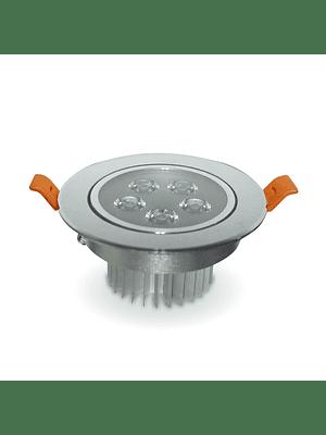 Foco Dicroico LED Embutido SMD 5W Niquel