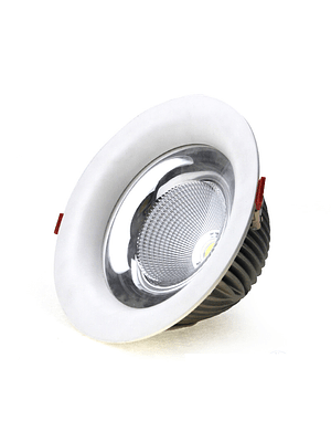 DOWNLIGHT LED RETRAÍDO CONCÉNTRICO OPAL 40W IP33