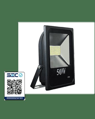 PROYECTOR LED SLIM SMD 50W IP66
