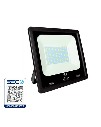 PROYECTOR LED ULTRA THIN 50W IP66 NEGRO