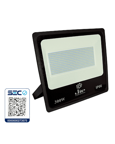 PROYECTOR LED ULTRA THIN 300W IP66 NEGRO
