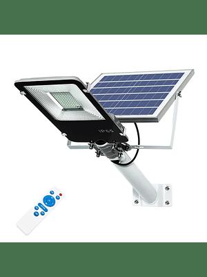 ALUMBRADO PÚBLICO LED SOLAR 100W