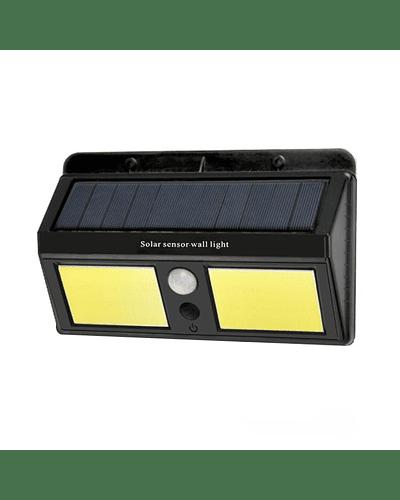 APLIQUE MURO SOLAR COB 96 LEDS C / SENSOR IP65