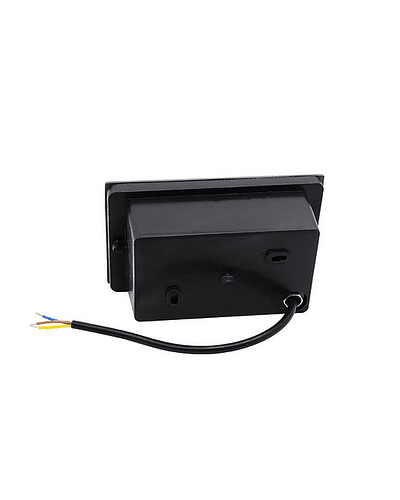 APLIQUE MURO EXTERIOR LED 3W IP65 NEGRO