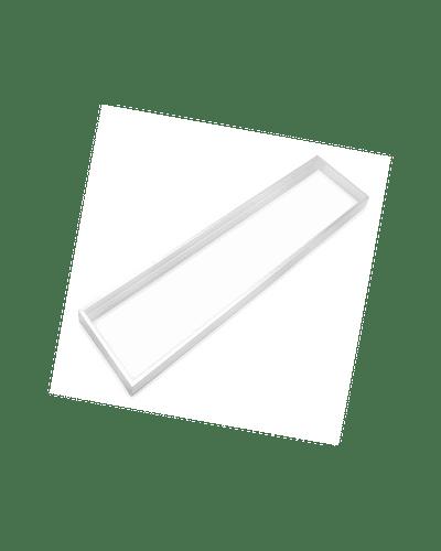 120x15 MARCO PARA SOBREPONER PANEL LED CIELO AMERICANO