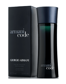 Giorgio Armani Code Men EDT 75 ML (H)