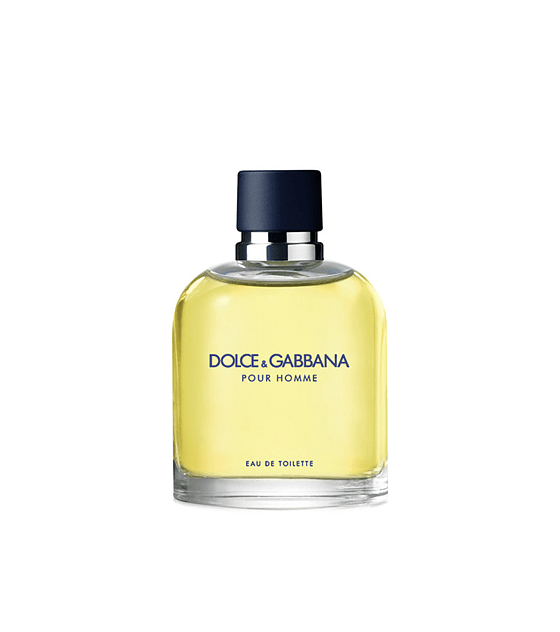 Dolce & Gabbana Pour Homme EDT 125 ML Tester (H)