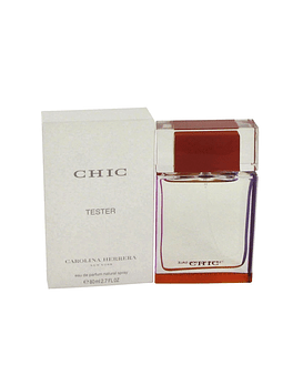 Carolina Herrera CHIC EDP 80 ML Tester (M)