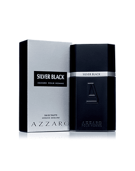 Azzaro Silver Black EDT 100 ML (H)
