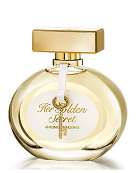 Antonio Banderas Her Golden Secret EDT 80 ML (M)