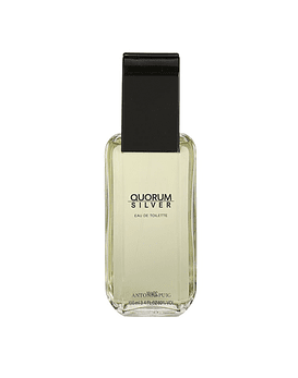 Puig Quorum Silver EDT 100 ML Tester (H)