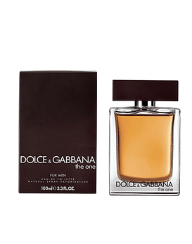 Dolce & Gabbana The One Homme EDT 100 ML (H)