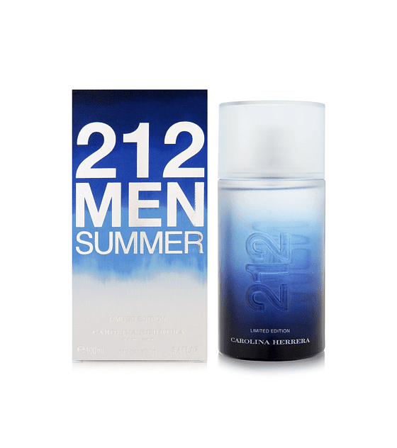 Carolina Herrera 212 Summer Men EDT 100 ML (H)