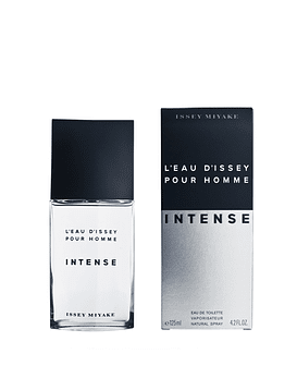 Issey Miyake Leau D'Issey Homme Intense EDT 125 ML (H)