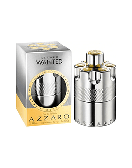 Azzaro Wanted EDT 100 ML (H)