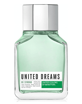 Benetton United Dreams Be Strong EDT 100 ML (H)