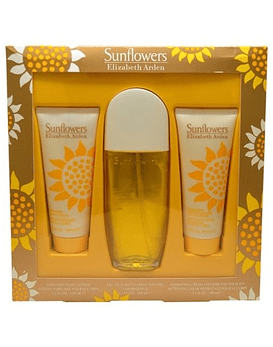 Elizabeth Arden Sunflowers Estuche EDT 100 ML (M)