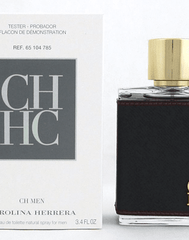 Carolina Herrera CH Men EDT 100 ML Tester (H)