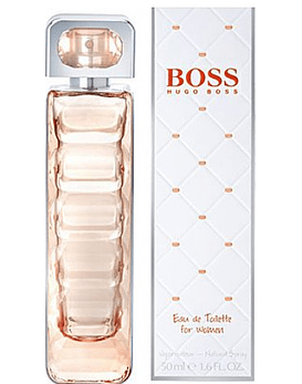 Hugo Boss Orange Woman EDT 75 ML Tester (M)