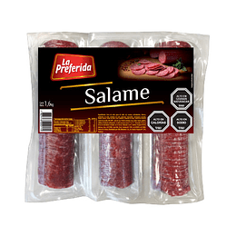 Salame Laminado La Preferida 100 g