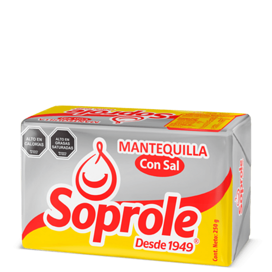 Mantequilla Pan Soprole 250 g