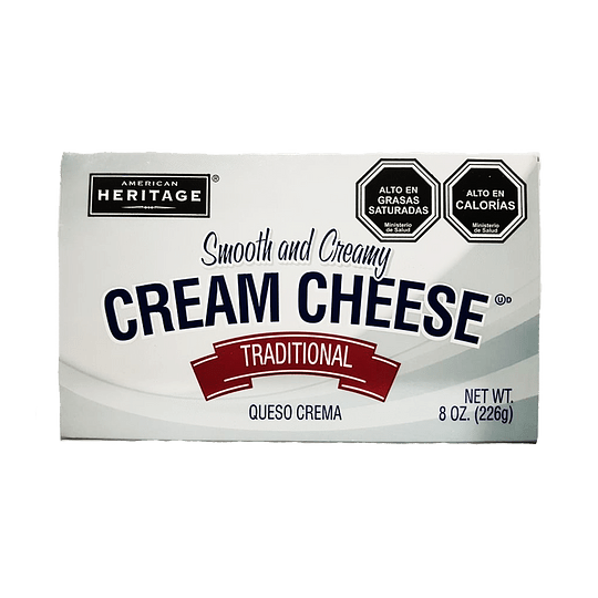 Queso Crema Cream Cheese 227 g