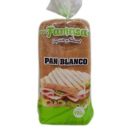 Pan molde blanco Famasa 900 g