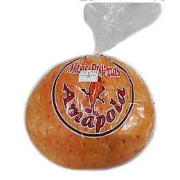 Pizza individual Amapola 5 un
