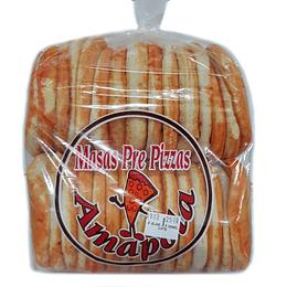 Pizzetas Amapola 30 un