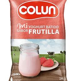 Yogur litro Colun litro