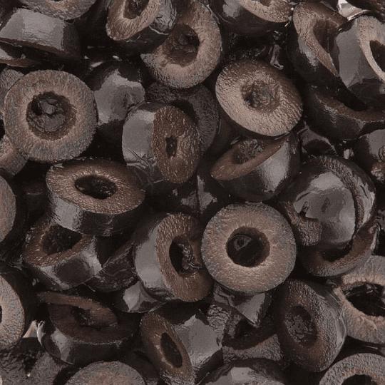 Aceituna negra en rodaja Alisur 1700 g