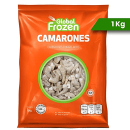 Camarón 36-40 Golden Frozen kilo
