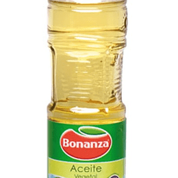 Aceite vegetal 100% Vegetal 900 cc