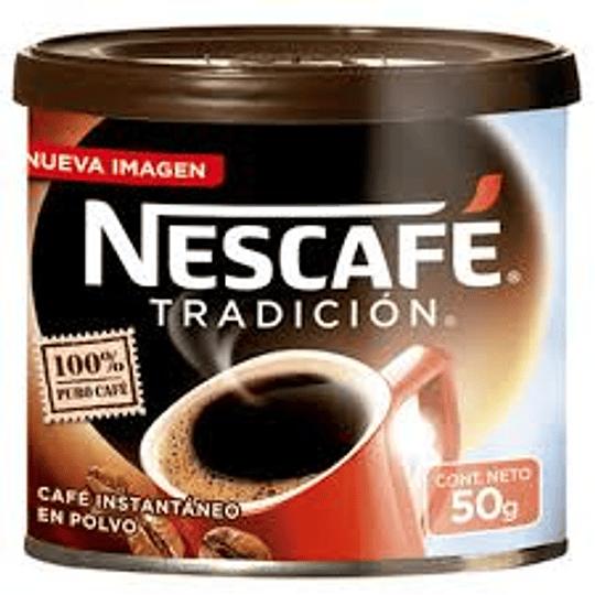 Nescafé Tradicional Tarro Nestlé 50 g