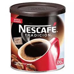 Nescafé Tradicional Tarro Nestlé 170 g