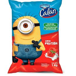 Yogur bolsa Calán Litro