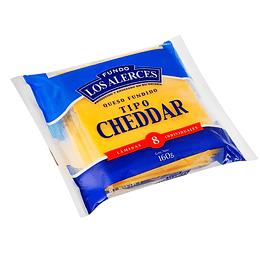 Queso Cheddar Los Alerces 160 g
