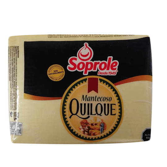 Queso Chanco Quilque 250 g granel