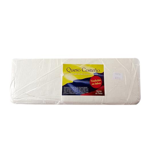 Queso prensado costeño Comercial Alo Quesos 250 g