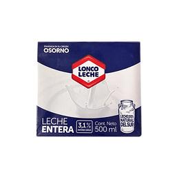 Leche Entera Lonco Leche 1/2 Litro