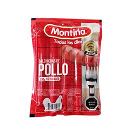 Salchicha de Pollo Montina 250 g