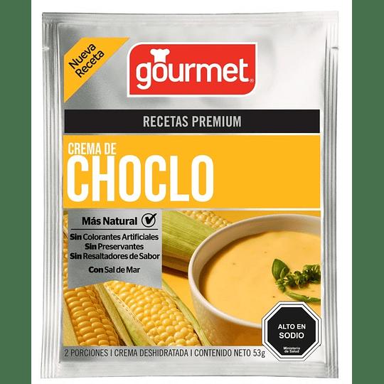 Crema Esparragos / Espinaca / Champignon Gourmet 53 g