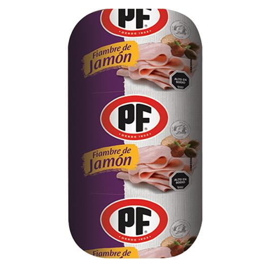 Jamón Cocido PF 250 g