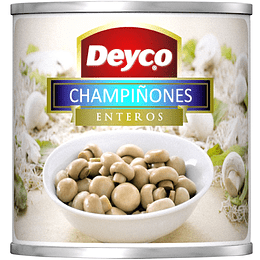 Champiñón entero Deyco 2084 g