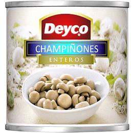 Champiñón entero Deyco 2840 g