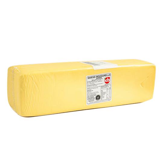 Queso Mozzarela Molfino 250 g granel