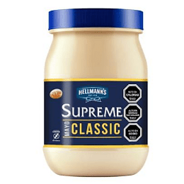 Mayo Supreme Classic Hellmann's 312 g